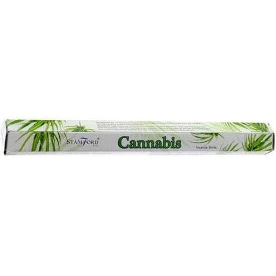 Stamford wierook stokjes cannabis marihuana wiet geur