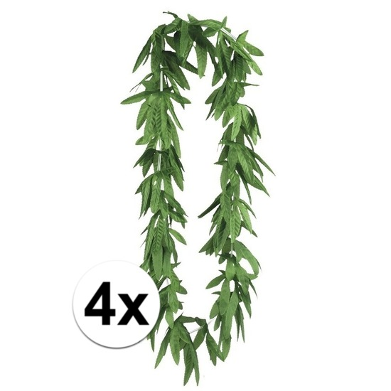 4x hawaii kransen wiet cannabis